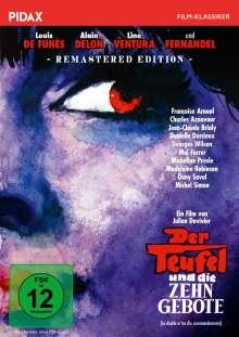 Der Teufel und die zehn Gebote, DVD