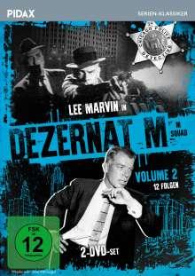 Dezernat M - Vol. 2, 2 DVDs