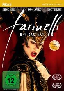 Farinelli - Der Kastrat, DVD