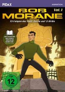 Bob Morane Vol. 1, 2 DVDs