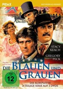 Die Blauen und die Grauen, 3 DVDs