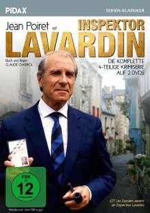 Inspektor Lavardin (Komplette Serie), 2 DVDs