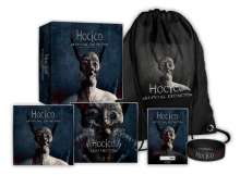 Hocico: Artificial Extinction (Limited Box), 4 CDs