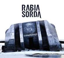Rabia Sorda: Animales Salvajes, CD
