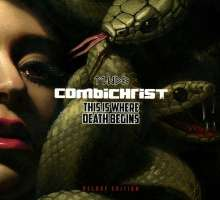 Combichrist: This Is Where Death Begins (Deluxe Edition), 2 CDs