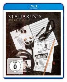 Staubkind: Immer wenn es anfängt: Live 2017, Blu-ray Disc