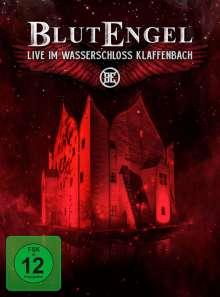 Blutengel: Live im Wasserschloss Klaffenbach, DVD
