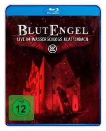 Blutengel: Live im Wasserschloss Klaffenbach, Blu-ray Disc