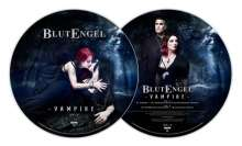 """Blutengel: Vampire (Limited-Edition) (Picture Disc), Single 12"""""""