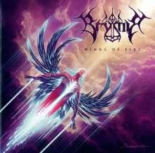 Brymir: Wings Of Fire, CD