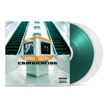 Combichrist: What The F**k Is Wrong With You People? (180g) (Limited-Edition) (Colored Vinyl), 2 LPs