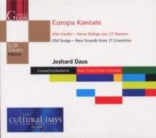 EuropaChorAkademie - Europa Kantate, CD