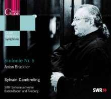Anton Bruckner (1824-1896): Symphonie Nr.6, CD