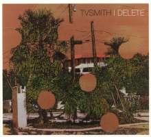 TV Smith: I Delete, CD