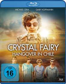 Crystal Fairy (Blu-ray), Blu-ray Disc