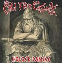 The Old Firm Casuals: Holger Danske (Red/White Vinyl), LP