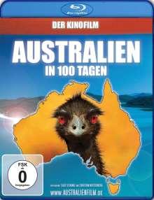 Australien in 100 Tagen (Blu-ray), Blu-ray Disc