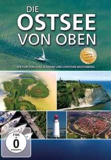 Die Ostsee von oben, DVD