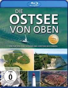 Die Ostsee von oben (Blu-ray), Blu-ray Disc