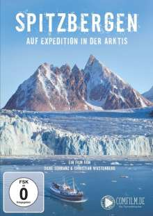 Spitzbergen - auf Expedition in der Arktis, DVD