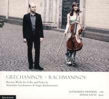 Katharina Deserno - Gretschaninoff / Rachmaninoff, CD