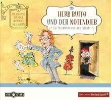 Herr Buffo und der Notendieb, CD