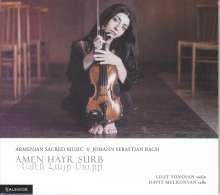 Lilit Tonoyan & Davit Melkonyan - Amen Hayr Surb, CD