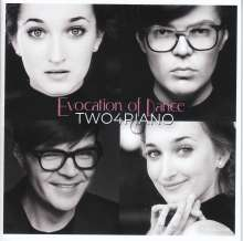 Two4Piano - Evocation of Dance, CD