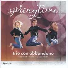 Trio Con Abbandono - Springtime, CD