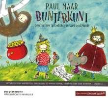 Paul Maar - Bunterkunt, CD