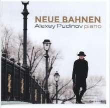 Alexey Pudinov - Neue Bahnen, CD