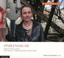 Kyra Steckeweh - Spurensuche, CD