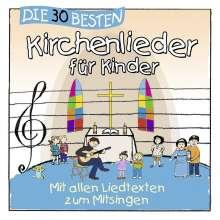 Simone Sommerland: Die 30 besten Kirchenlieder für Kinder, CD