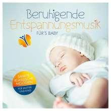 Various Artists: Beruhigende Entspannungsmusik Fürs Baby, CD