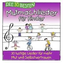 Simone Sommerland: Die 30 Besten Mutmachlieder Für Kinder, CD