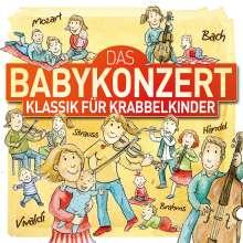 Das Babykonzert - Klassik Für Krabbelkinder, CD