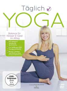 Täglich Yoga, 3 DVDs