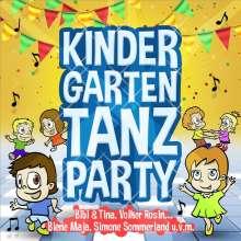 Kindergarten Tanzparty, CD