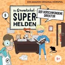 06: Der verschwundene Direktor, CD