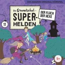 11:  Der Fluch Der Hexe, CD