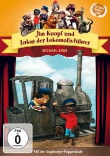 Augsburger Puppenkiste: Jim Knopf & Lukas, der Lokomotivführer, DVD