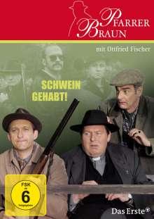 Pfarrer Braun: Schwein gehabt, DVD