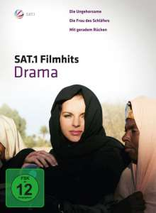 SAT 1 - Drama Box, 3 DVDs