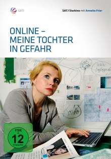 Online - Meine Tochter in Gefahr, DVD