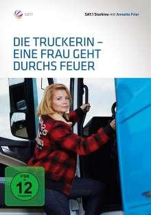 Die Truckerin - Eine Frau geht durchs Feuer, DVD