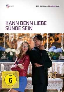 Kann denn Liebe Sünde sein, DVD