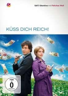 Küss Dich reich!, DVD