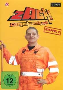 zack! Comedy nach Maß Staffel 2, 2 DVDs