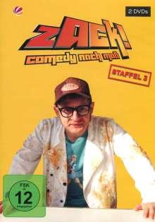 zack! Comedy nach Maß Staffel 3, 2 DVDs