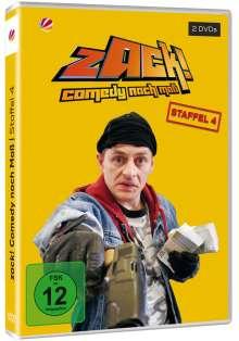 zack! Comedy nach Maß Staffel 4, 2 DVDs